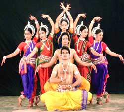 Classical Dance Costumes